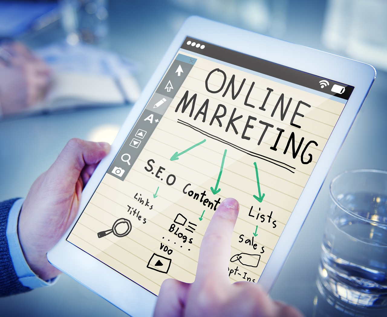Zielgruppenspezifisches Online Marketing